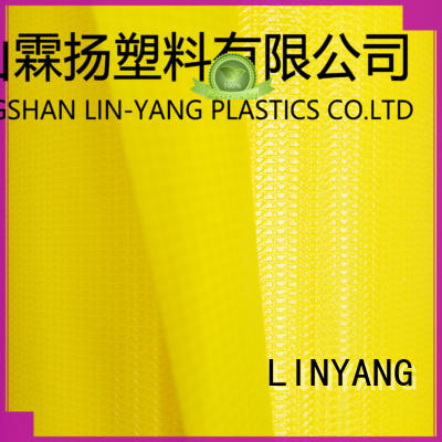 heavy duty pvc tarpaulin factory for outdoor
