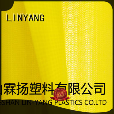 LINYANG pvc tarpaulin supplier for truck cover
