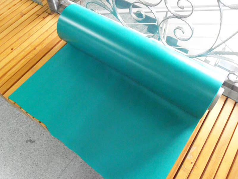 LINYANG waterproof pvc plastic sheet roll design for umbrella-1