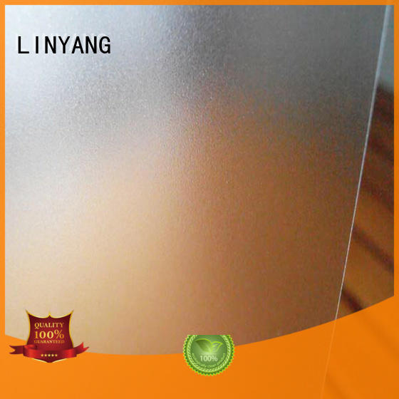 LINYANG film pvc film eco friendly manufacturer for umbrella