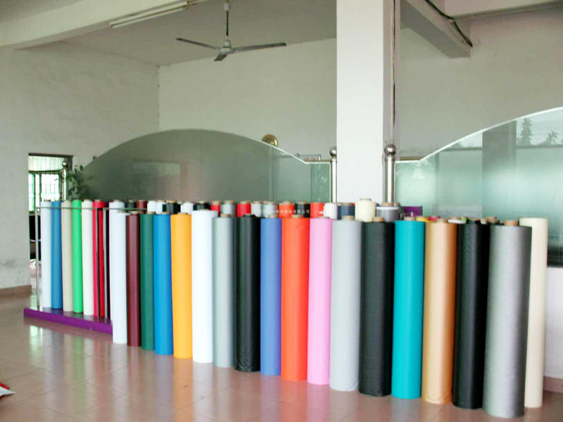semirigid pvc film manufacturers factory price for handbags LINYANG-2