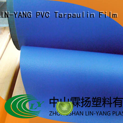 pvc film manufacturers opaque semirigid Decorative PVC Filmfurniture film anti-fouling LIN-YANG Brand
