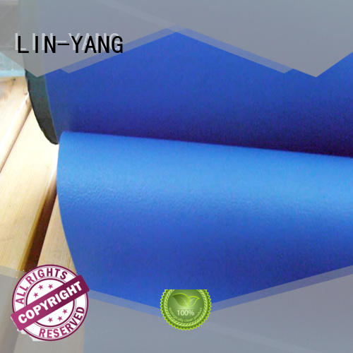 LIN-YANG variety thick pvc film supplier for handbags