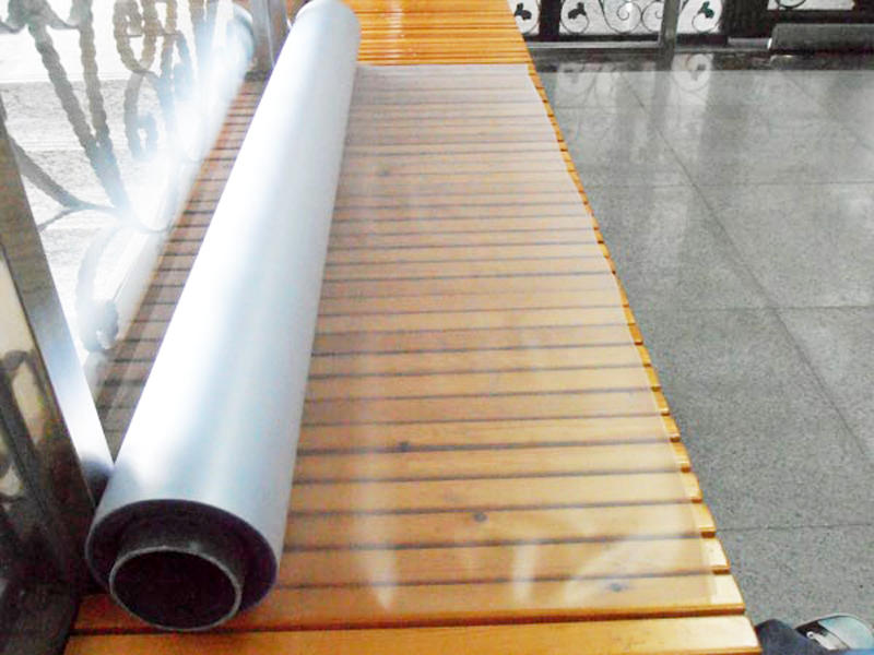 Waterproof, anti-fouling translucent PVC film-1