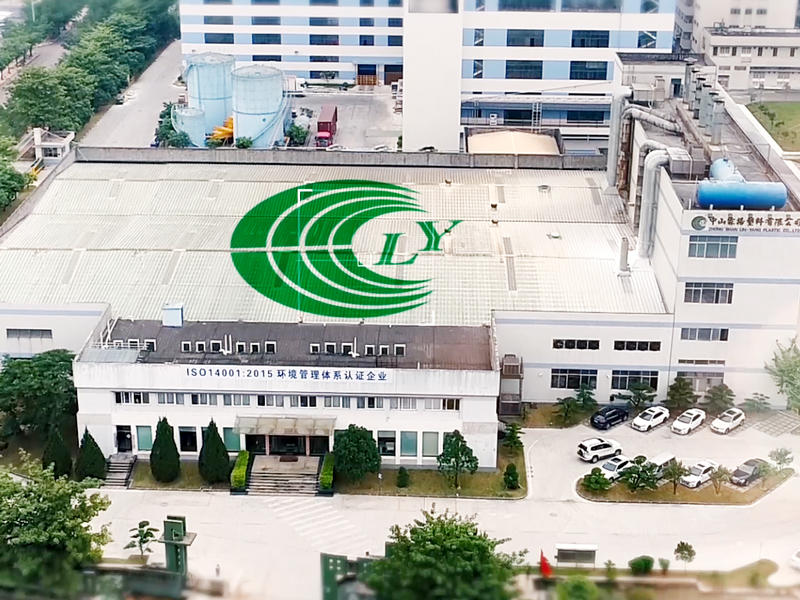 PVC film and PVC Tarpaulin Manufactuer --- Linyang is located in zhongshan city
