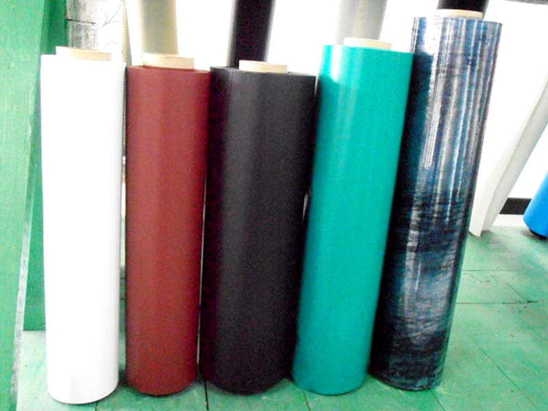 LINYANG tensile inflatable pvc film with good price for swim ring