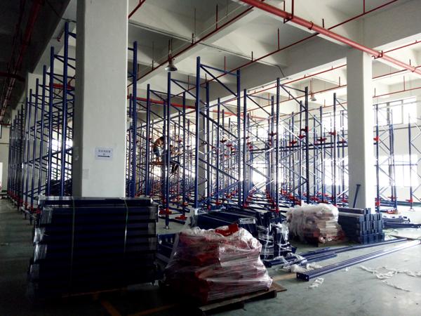LIN-YANG-Intelligentized technical transformation of stereoscopic warehouse palletizing   Pvc Tarpau