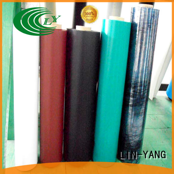 colorful Inflatable Toys PVC Film best price LIN-YANG company