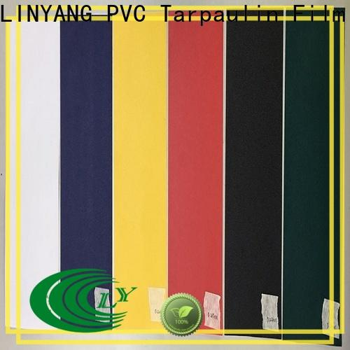 LINYANG Stationery PVC Film one-stop services