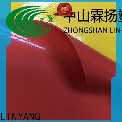 LINYANG custom colored tarps manufacturer