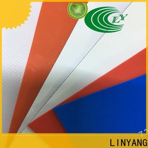 heavy duty pvc coated fabric manufacturer for sale