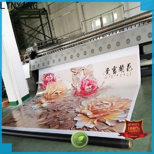 LINYANG pvc banner manufacturer for importer