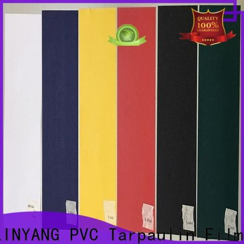 LINYANG durable pvc film personalized for umbrella