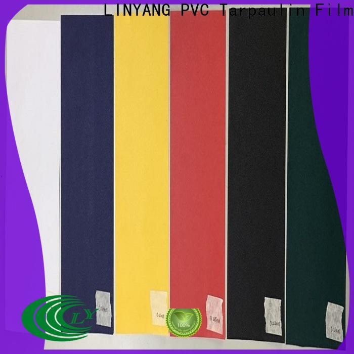 LINYANG Stationery PVC Film provider