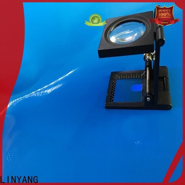 LINYANG custom swimming pool tarpaulin factory