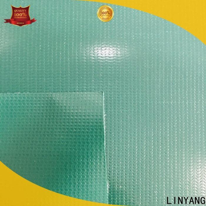 LINYANG waterproof tarp manufacturer