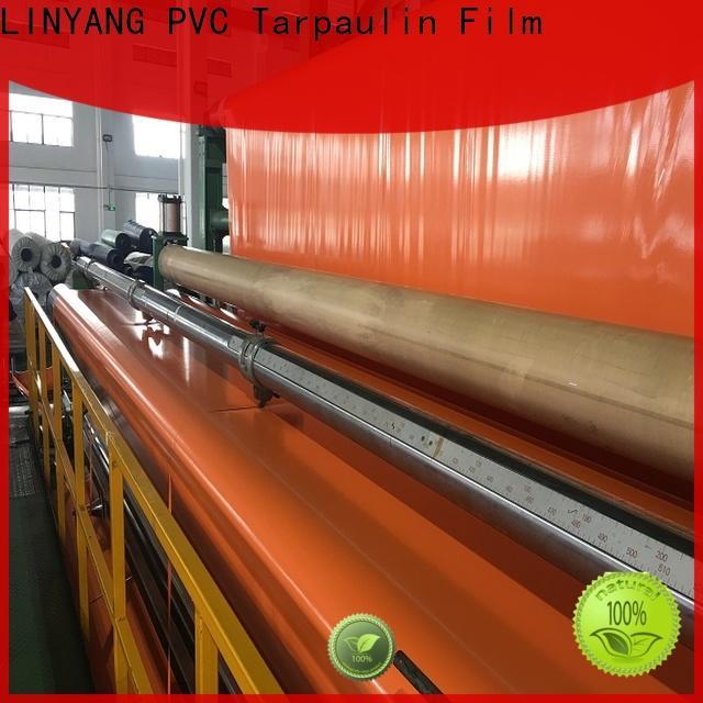 affordable pvc coated tarpaulin factory