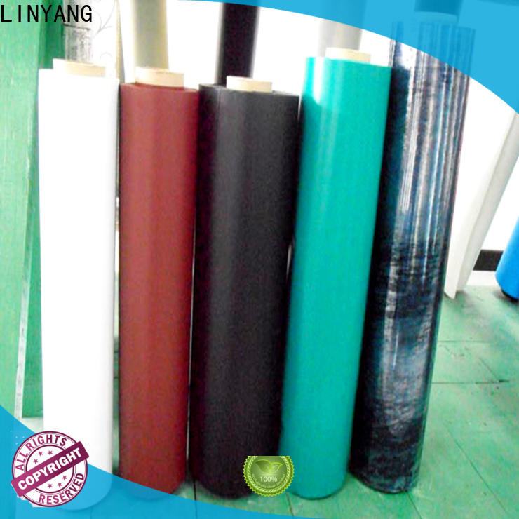 LINYANG pvc inflatable pvc film factory for outdoor