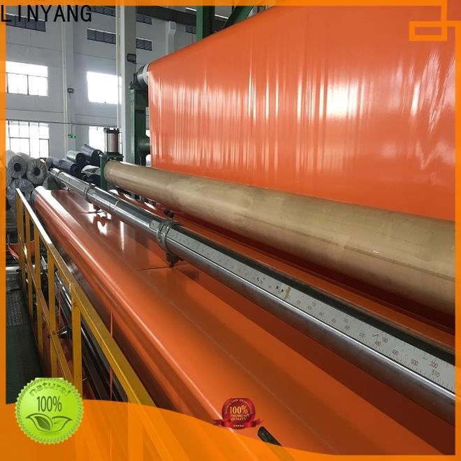 new pvc coated tarpaulin supplier