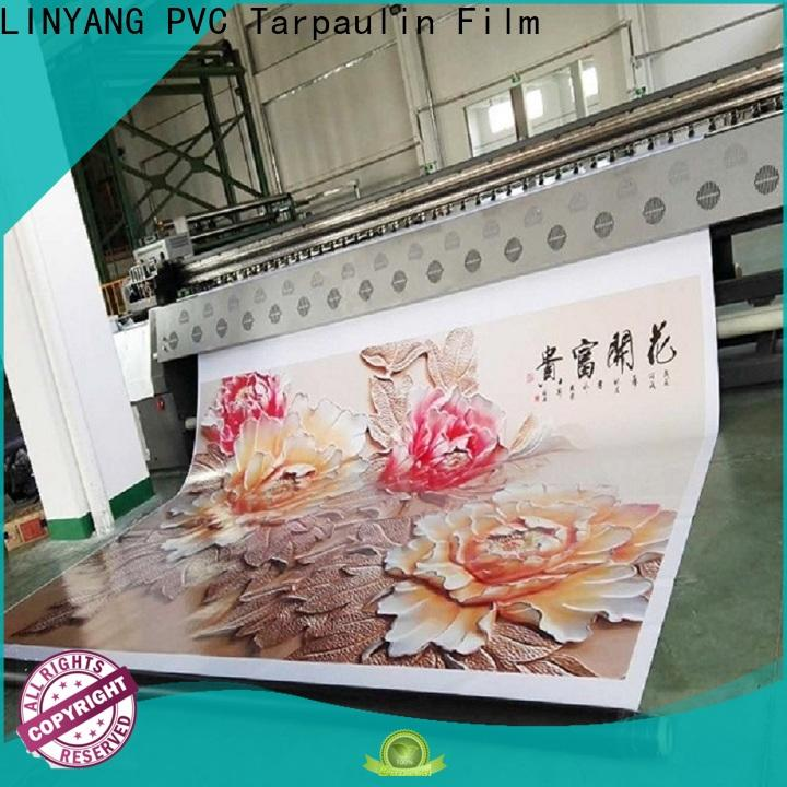LINYANG pvc banner supplier for outdoor