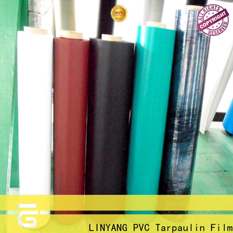 LINYANG film inflatable pvc film wholesale for outdoor
