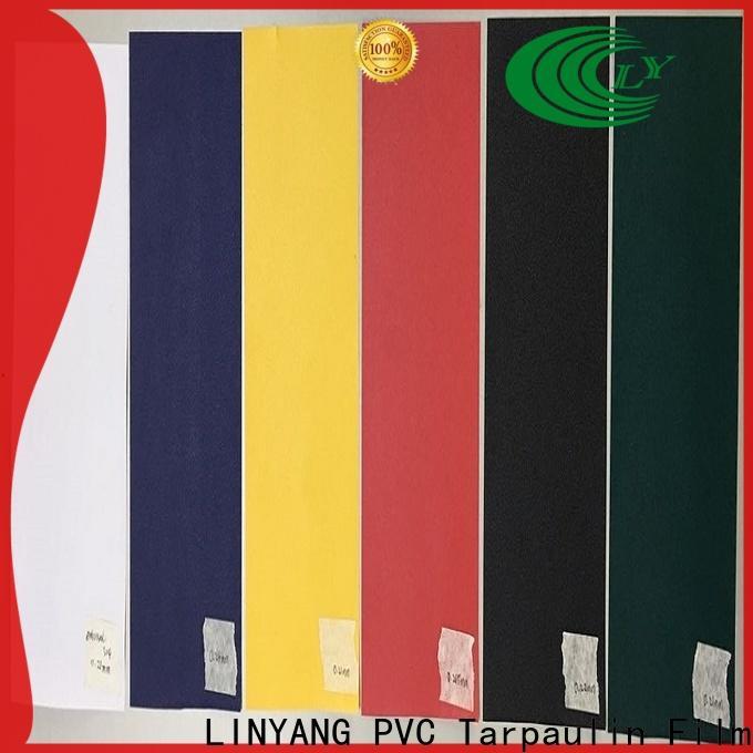 LINYANG pvc film factory
