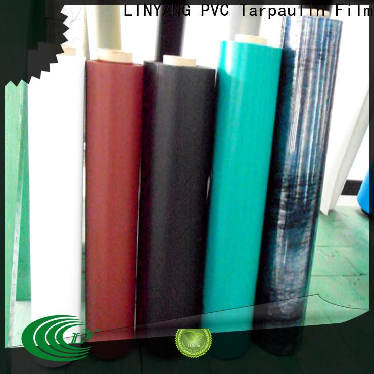 LINYANG waterproof inflatable pvc film factory for aquatic park
