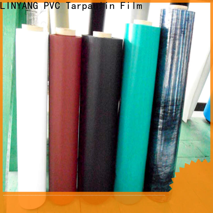 LINYANG hot selling Inflatable Toys PVC Film with good price for swim ring