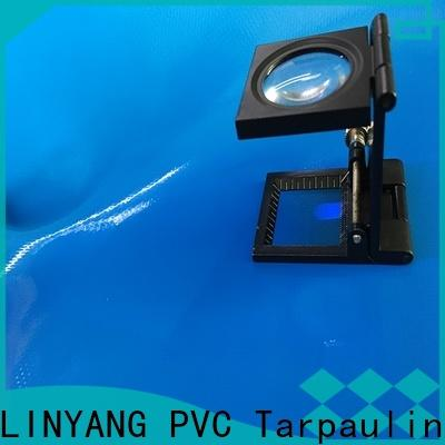 LINYANG swimming pool tarpaulin provider