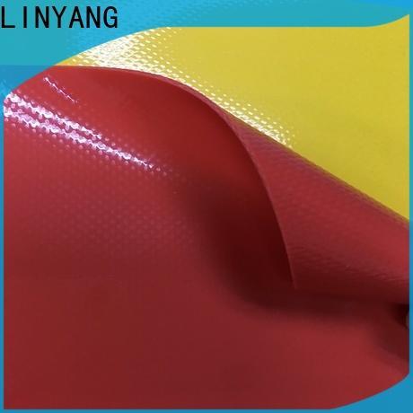 LINYANG colored tarps provider