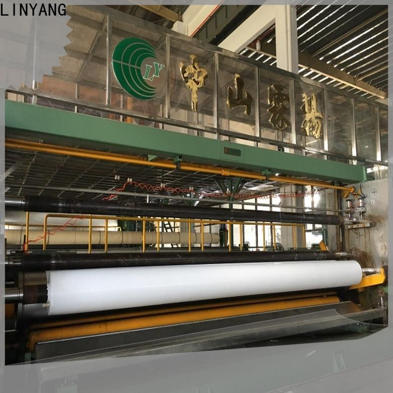 LINYANG pvc stretch ceiling manufacturers factory