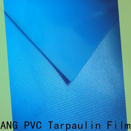 LINYANG anti-UV pvc plastic sheet roll design for household