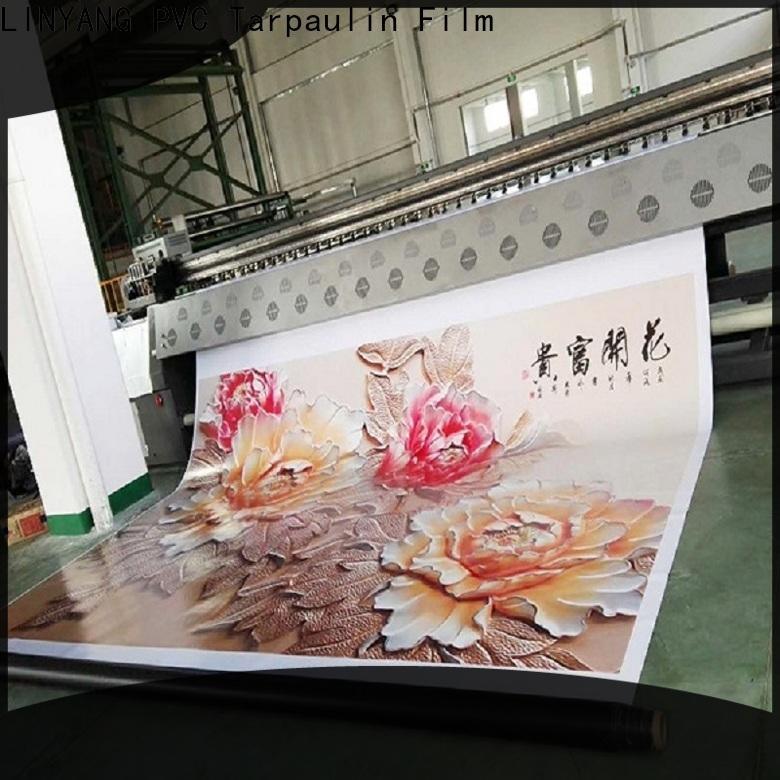 LINYANG flex banner design supplier for outdoor