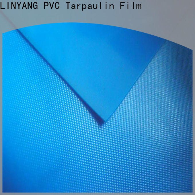 anti-UV pvc film roll normal factory price for household