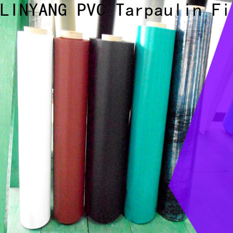 LINYANG good transparency inflatable pvc film wholesale for outdoor