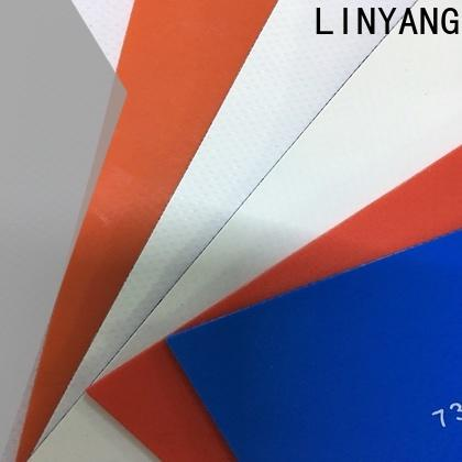 the newest pvc tarpaulin manufacturer for sale