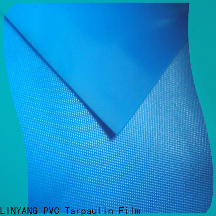 LINYANG weatherability pvc plastic sheet roll series for household