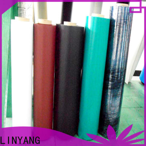 LINYANG waterproof Inflatable Toys PVC Film factory for outdoor