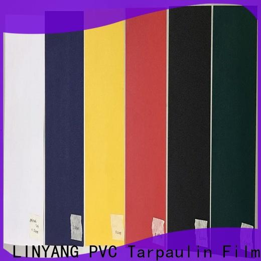 LINYANG best pvc film manufacturer