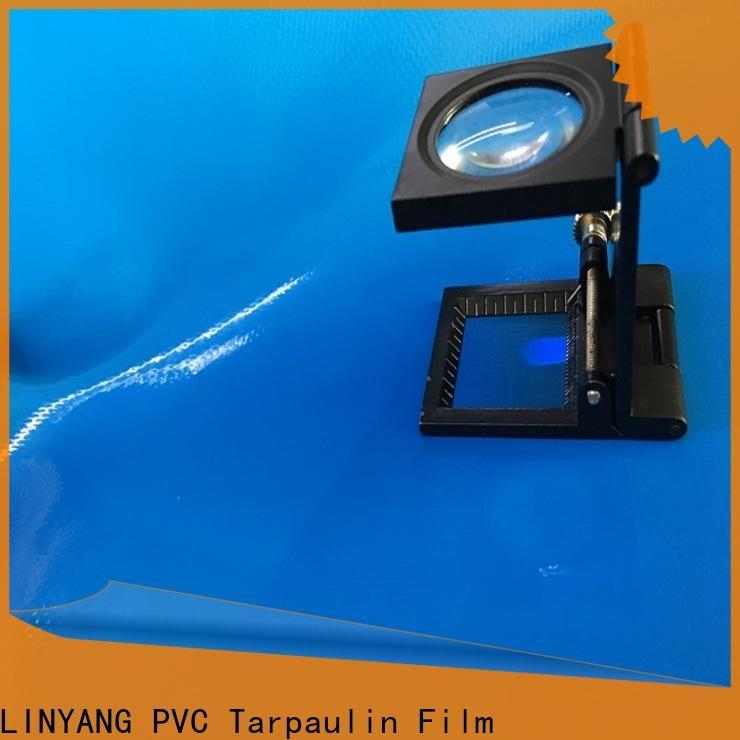 LINYANG custom swimming pool tarpaulin provider