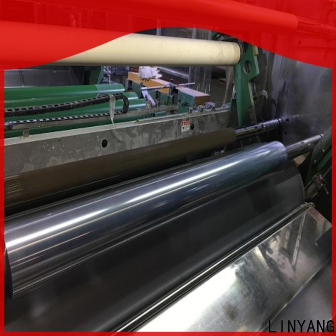 custom clear plastic film manufacturer