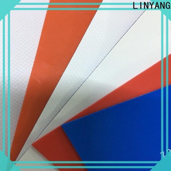 flame-retardant waterproof tarpaulin resistant design for geotextile