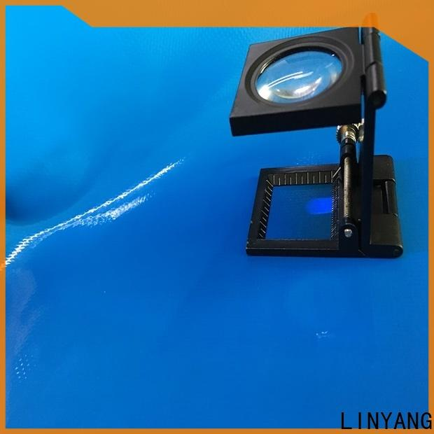 LINYANG swimming pool tarpaulin one-stop services