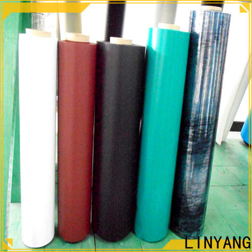 LINYANG strength inflatable pvc film with good price for aquatic park