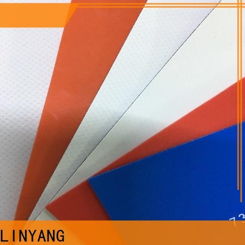 LINYANG pvc tarpaulin supplier for outdoor