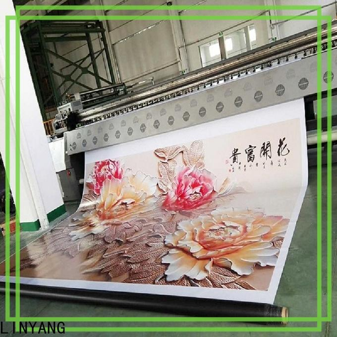 LINYANG high quality pvc banner supplier for advertise