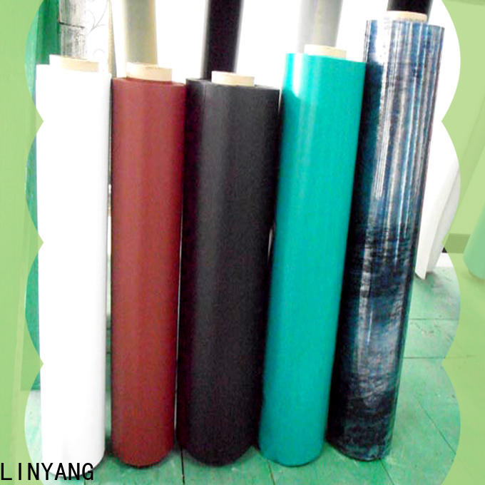 LINYANG antifouling inflatable pvc film with good price for outdoor