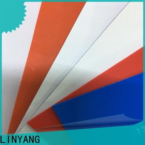 the newest pvc coated fabric supplier for truck cover