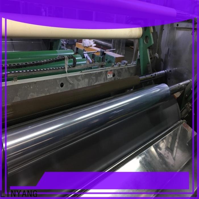cheap clear pvc film manufacturer