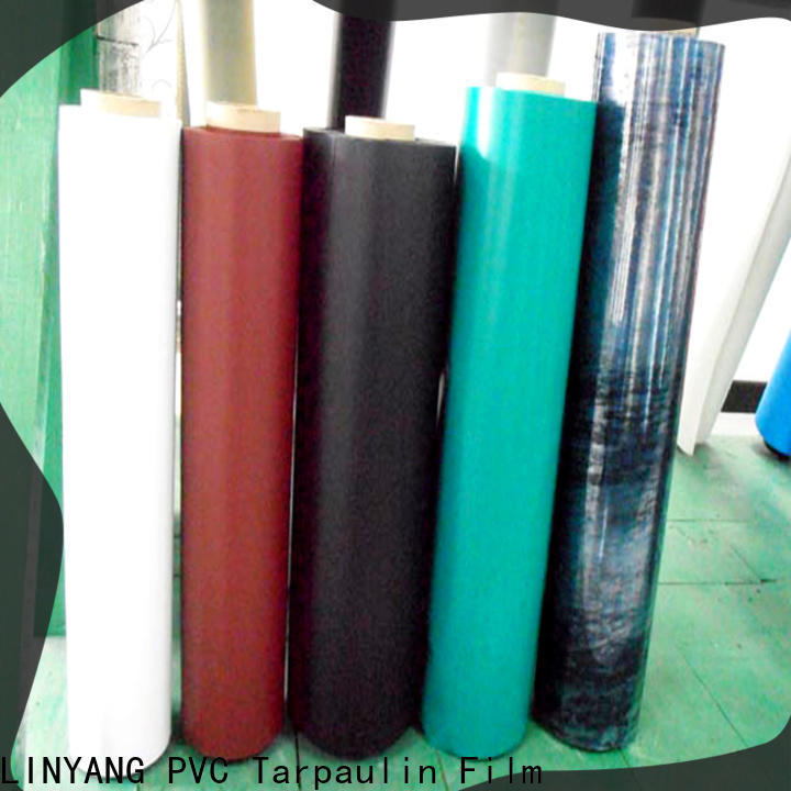 LINYANG weatherability Inflatable Toys PVC Film factory for swim ring